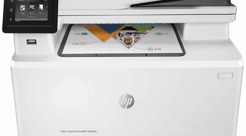 Imprimante photo -HP-LaserJet-PRO-281FDN